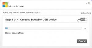 Creare stick USB bootabil