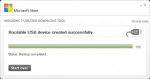 Stick USB bootabil Windows 7