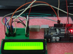 Arduino LCD - Enable Pin